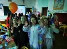 Karnawałowy Bal Przebierańców w klasie II a